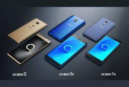Alcatel smartphones
