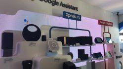 Google Assistant parlantes CES 2018