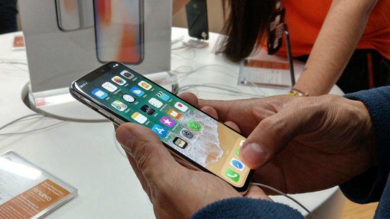IMAGEN iPHONE X