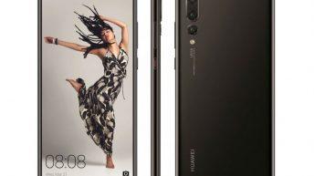 Huawei P20 Pro leaks