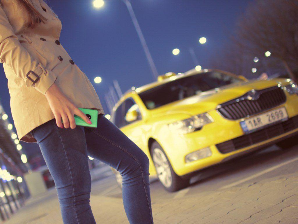 taxis inteligentes