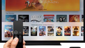 servicio de streaming de apple