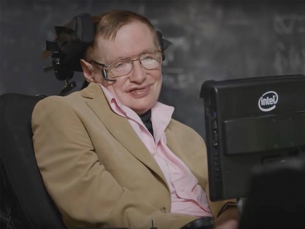 Stephen Hawking Dokumentation