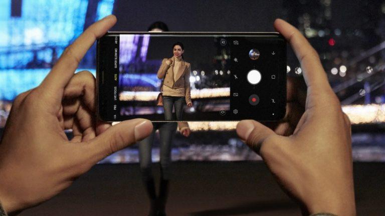 Galaxy S9 Enfoque Dinamico