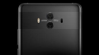 Huawei Mate 10 Pro smartphones 5G