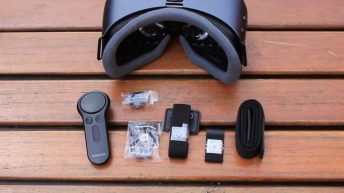 Gear VR unboxing