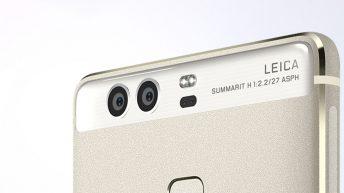 Huawei P9 Android 8.0 Oreo