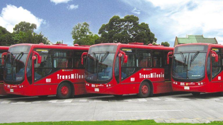 Transmilenio tecnologia