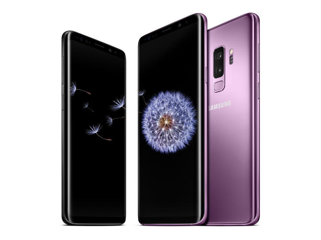 Galaxy S9 Galaxy S10