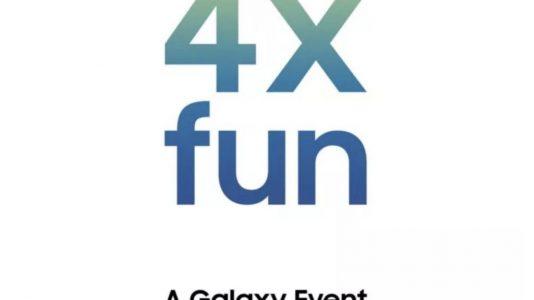 Samsung Galaxy evento octubre 2018