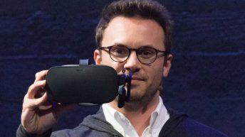 Brendan Iribe Oculus Facebook