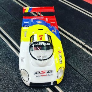 autos de carrera