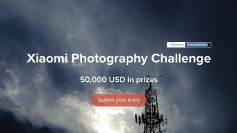 concurso de fotografía de xiaomi