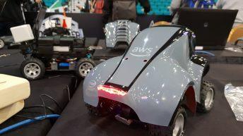 AWS DeepRacer carro autonomo