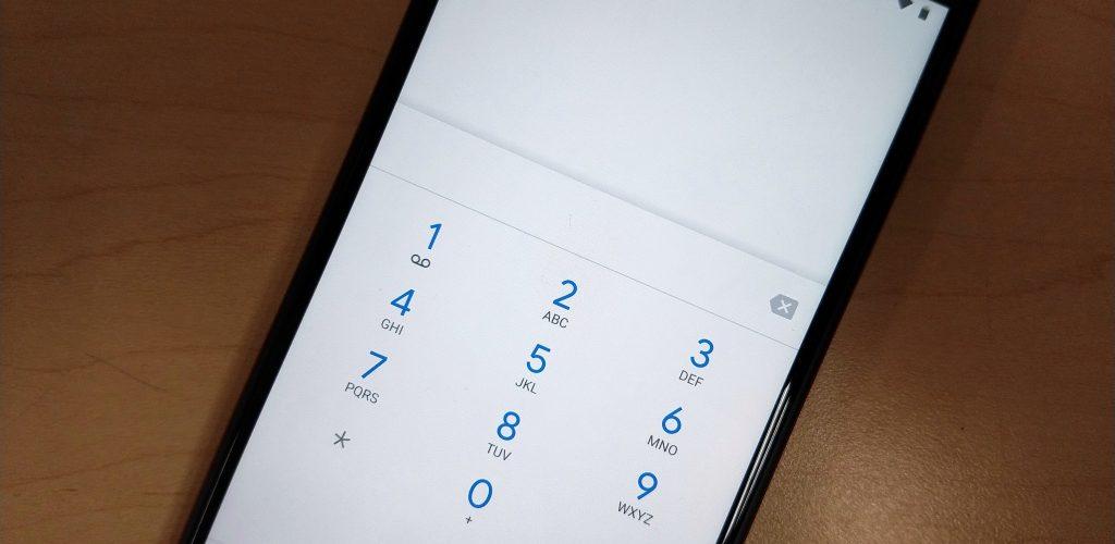 Android modo oscuro telefono