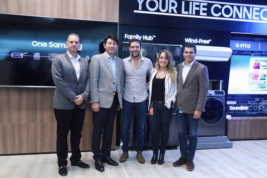 One Samsung internet de las cosas