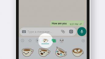 Stickers de WhatsApp ios apple