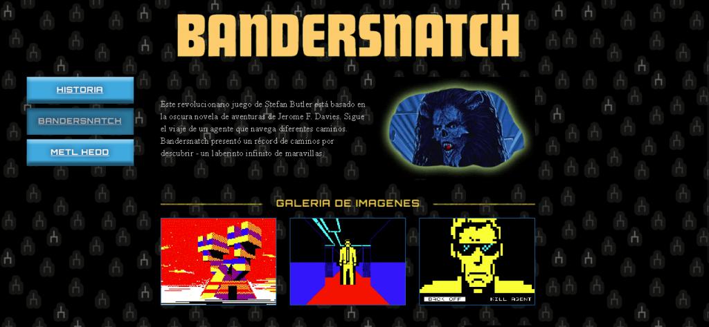 Bandersnatch