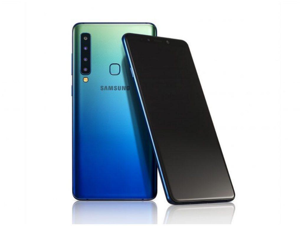 Galaxy A9 dest