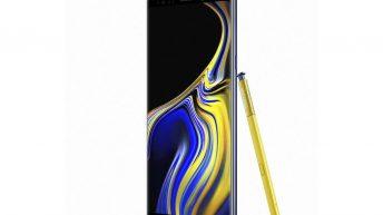 Galaxy Note9 premios enterco 2018