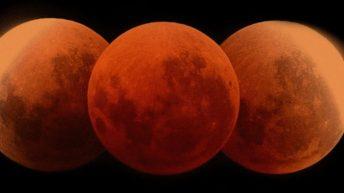 Súper Luna Roja
