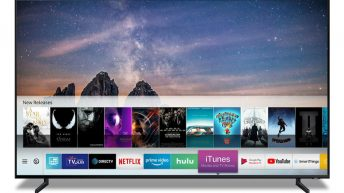 AirPlay 2 televisores CES 2019