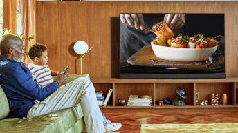 LG ThinQ AI tv CES 2019 1