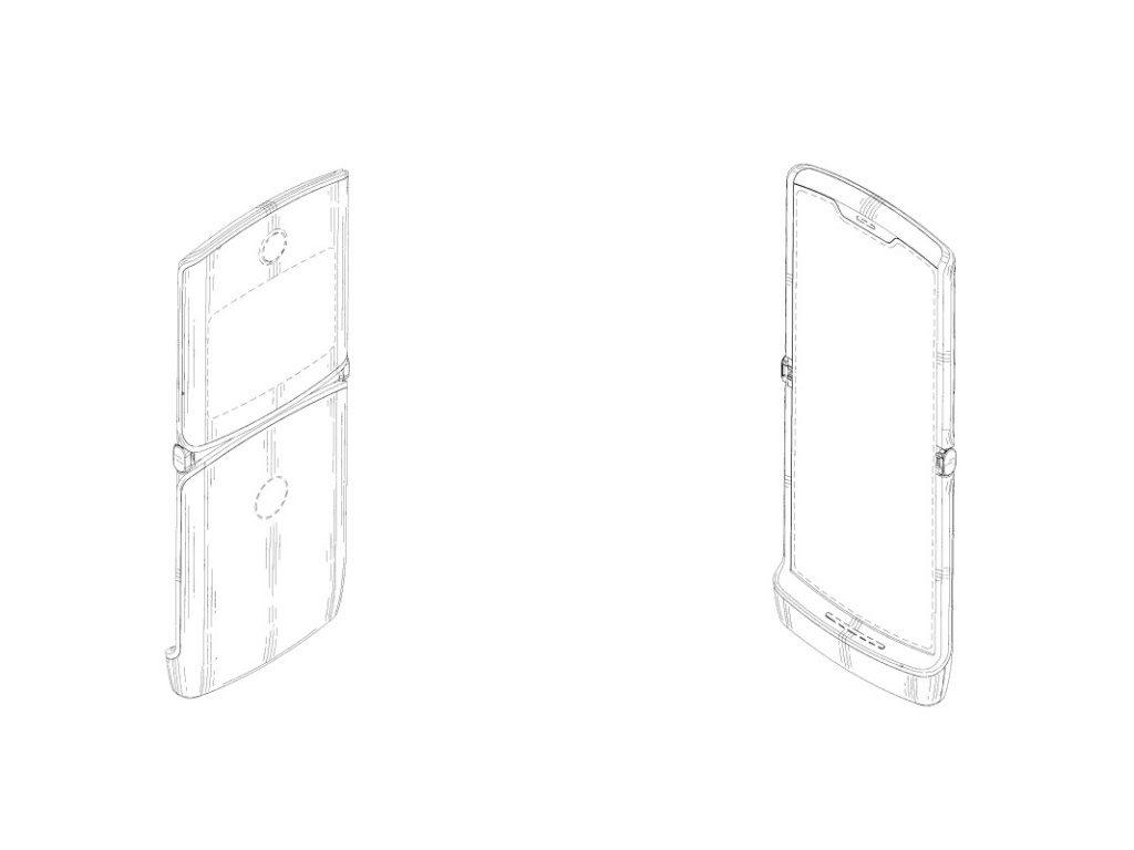 Motorola Razr V3 smartphone plegable 1