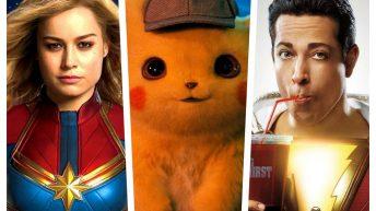 Películas para 2019