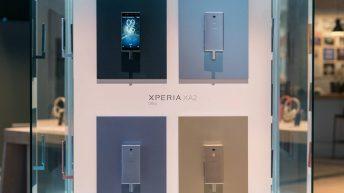 Sony CES 2019 Xperia XA3 Xperia XA2