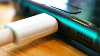 USB tipo C audifonos