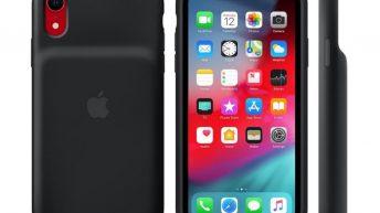 iPhone XR funda bateria