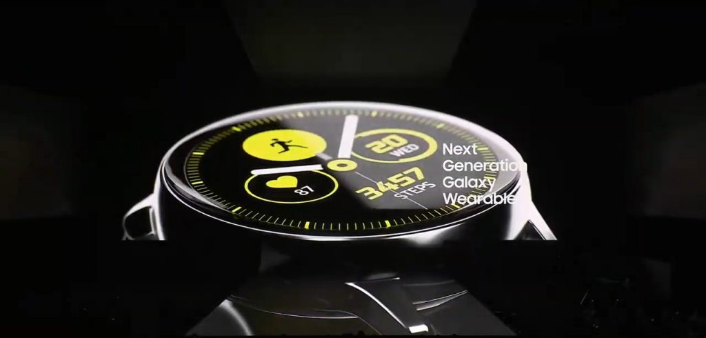 Galaxy Watch Activ