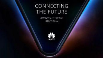 Invitacion Huawei MWC 2019