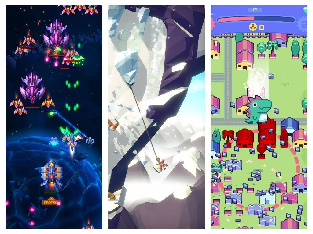 juegos móviles para descargar