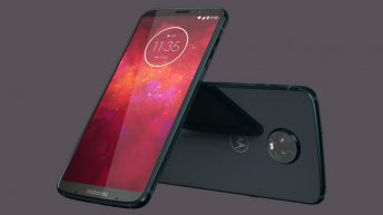 Moto Z3 Play Android 9 Pie