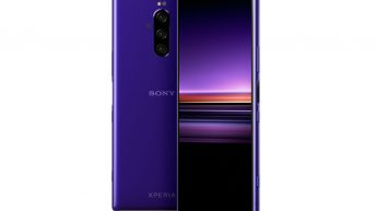Xperia 1 hands on