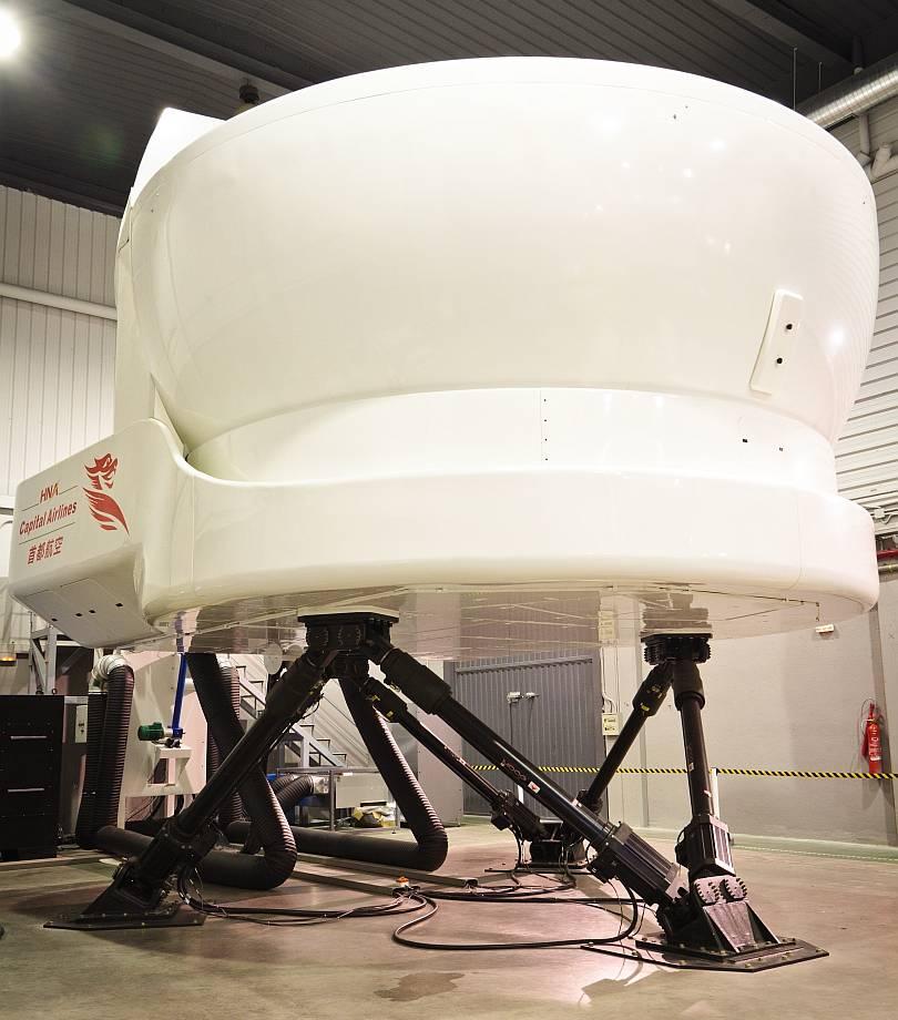 simulador del airbus a320