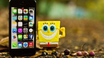 iPhone fotografía subacuatica
