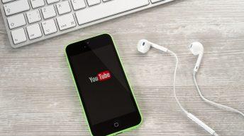 crear contenidos en YouTube