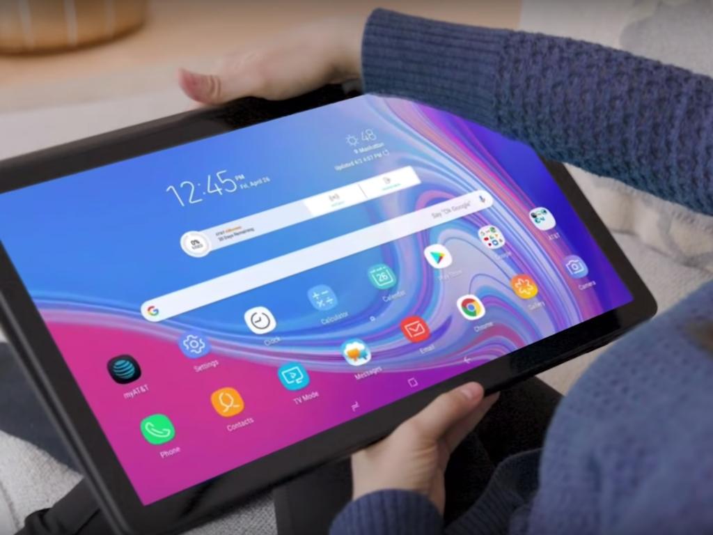 Galaxy View2 La Nueva Tableta Con Pantalla De 17 Pulgadas Enter Co