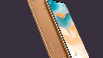 Huawei Y6 2019 en Colombia