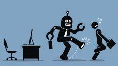 Robots empleo