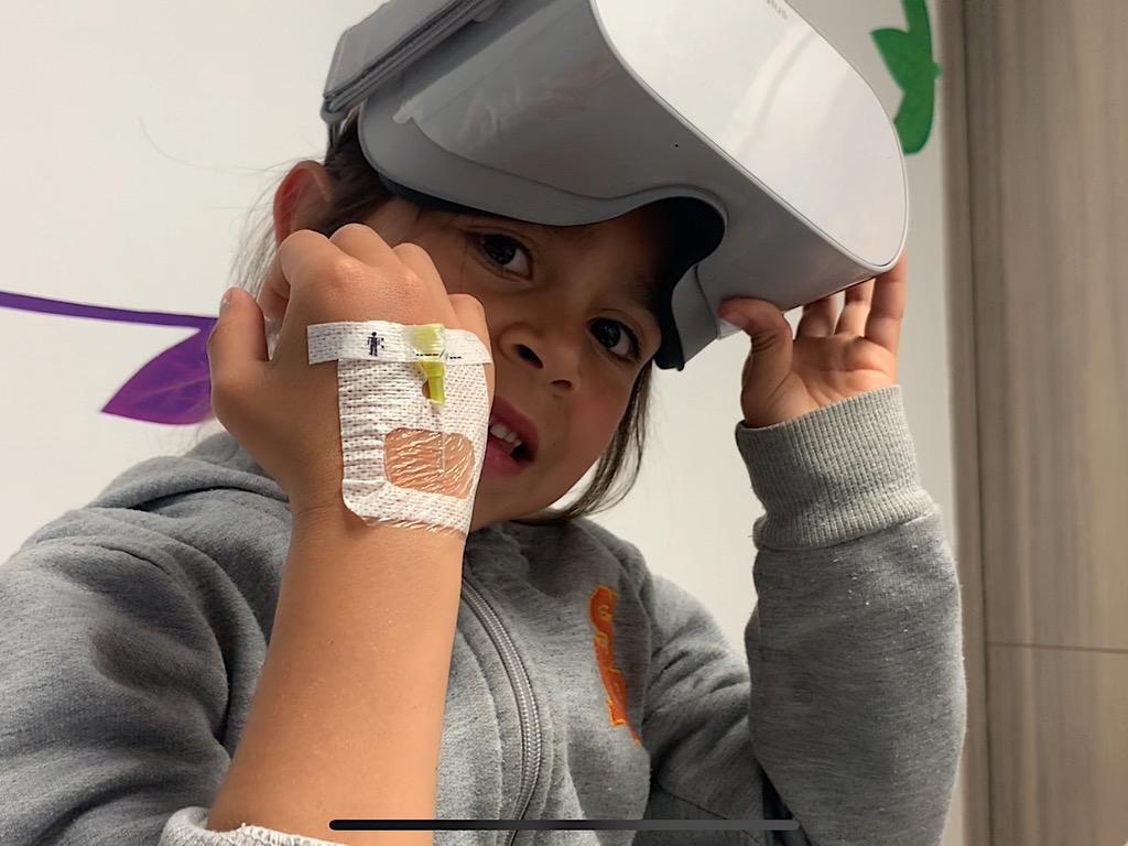 realidad virtual clinica
