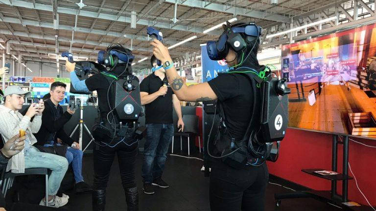 Arena de VR