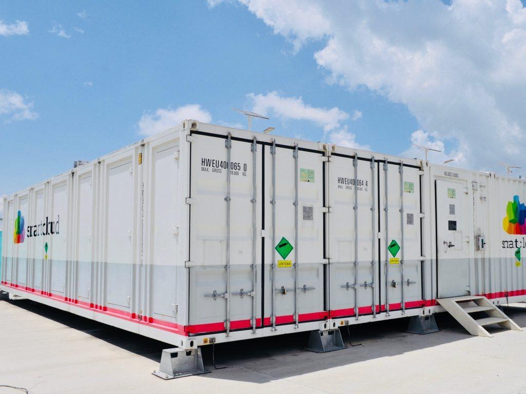 Data center Smart Cloud Soacha inteligencia artificial