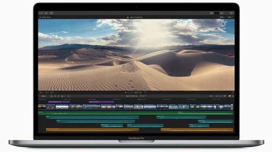 MacBook Pro 16 pulgadas