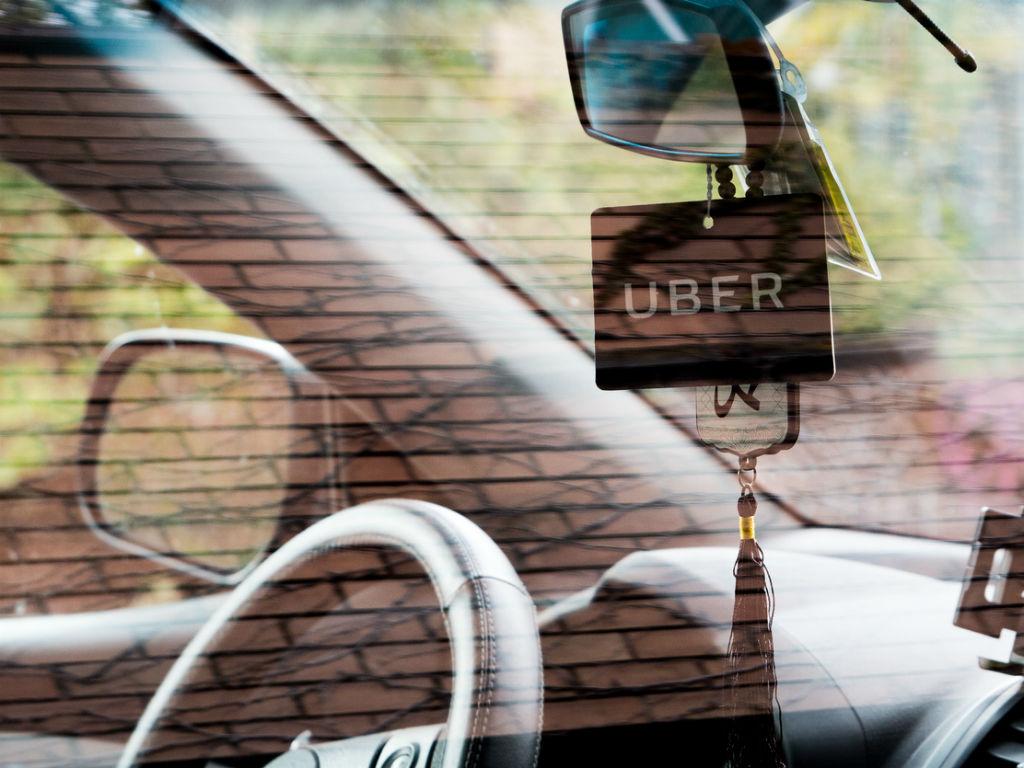 uber sistemas de transporte plataformas tecnologicas