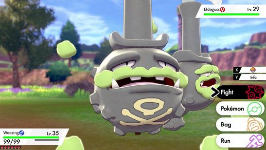 Pokémon 'Espada' y 'Escudo'