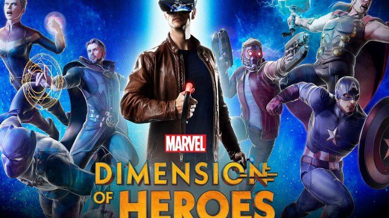 Marvel DImension of Heroes